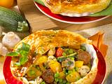 Gemüse-Ragout unter der Haube Rezept