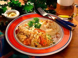 Geschmortes Sauerkraut Rezept