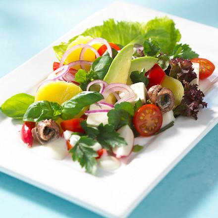 Gesündester Salat der Welt Rezept