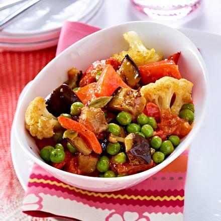 Gewürz-Gemüse Rezept