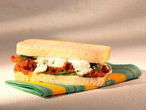 Giros-Sandwich (Diabetiker) Rezept