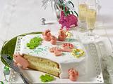 Glück-Schweinchen-Torte Rezept