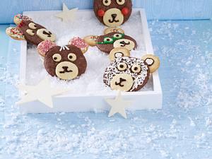 Glücksbärchen-Kekse Rezept