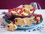 Glücksbringer-Kekse Rezept