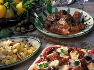 Gnocchi in Rosmarinbutter Rezept
