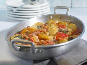 Gnocchi mit Tomatensoße Rezept
