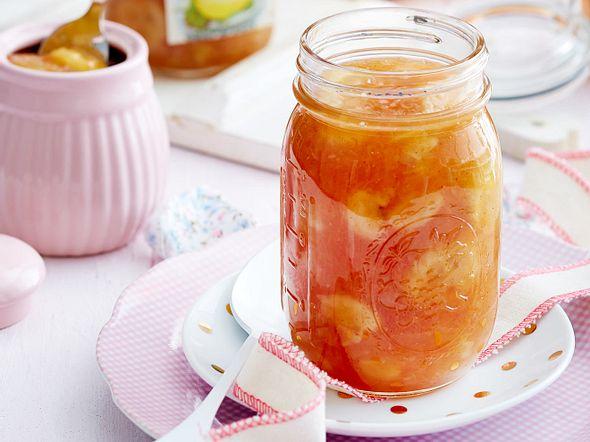 Grapefruit-Bananen-Marmelade Rezept