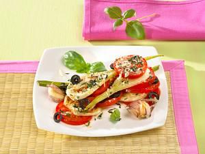 Gratinierter Fenchel auf sizilianische Art Rezept