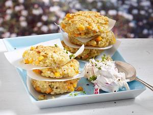 Graupenrisotto mit Kirschtomaten und Lauchzwiebeln Rezept