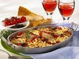 Griechische Schnitzel Rezept