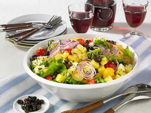 Griechischer Kartoffelsalat Rezept