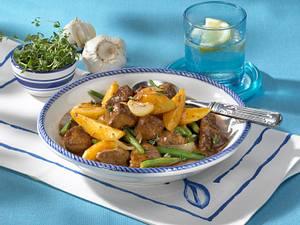 Griechisches Lammgulasch Rezept