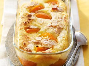 Grießauflauf mit Aprikosen Rezept