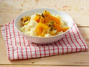 Grießbrei mit Mango Rezept