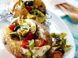 Grill-Kartoffelpäckchen Rezept