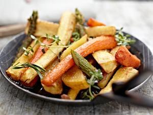 Grillgemüse aus dem Ofen Rezept