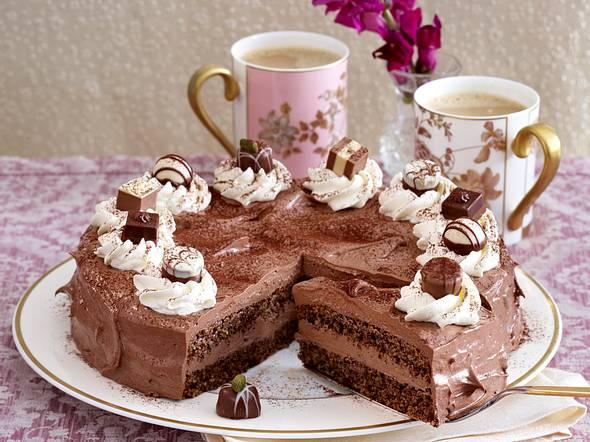 Großherzogin-Louise-Torte Rezept