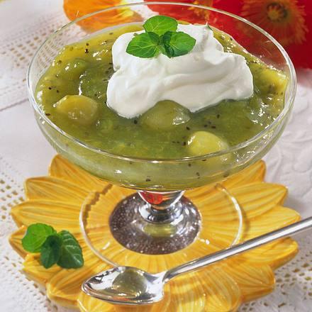 Grüne Grütze (Diabetiker) Rezept