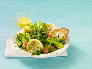 Grüne Soße-Salat Rezept