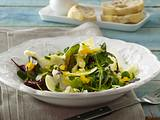 Grüner Frühlingssalat Rezept