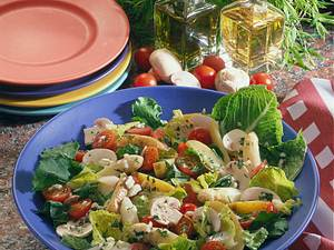 Grüner Kartoffel-Spargel-Salat Rezept
