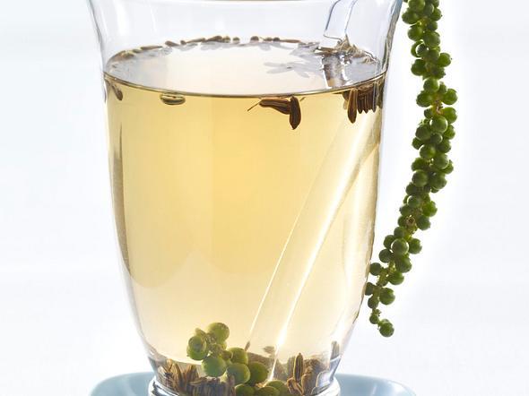Grüner Pfeffer-Fenchel-Tee (Schlank-Tee) Rezept
