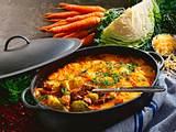 Gulasch mit Gemüsekruste Rezept