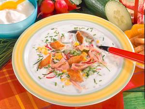 Gurken-Joghurt-Suppe Rezept