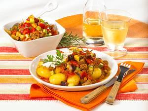 Hacksoße mit Kartoffeln Rezept