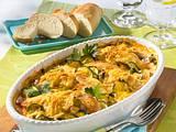 Hähnchen-Zucchini-Auflauf Rezept