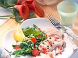 Hähnchenbrust mit Thunfischsoße Rezept