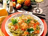 Hähnchenfilet mit Kohlrabi-Möhren-Gemüse Rezept