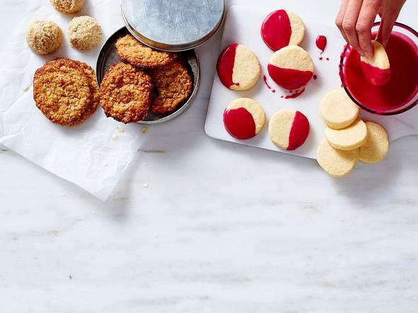 Hafer-Kokos-Cookies Rezept