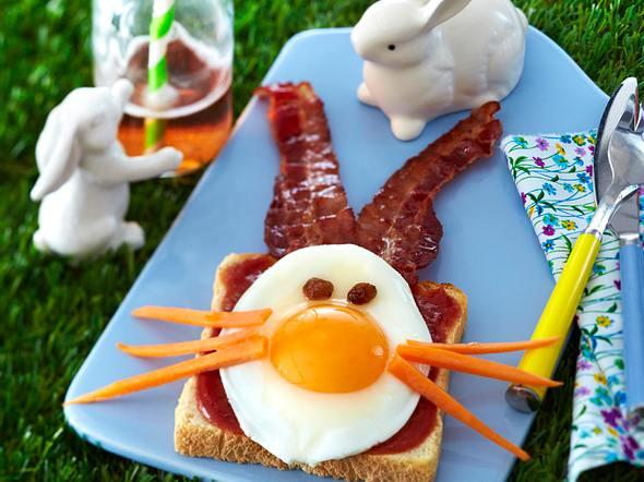 Hasenfrühstück Rezept