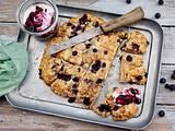 Heidelbeer-Biskuits Rezept
