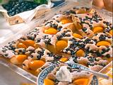 Heidelbeer-Pfirsich-Kuchen Rezept