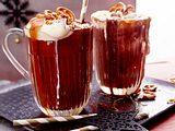 Heiße Schokolade mit Whiskey-Karamell Rezept