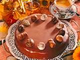 Herbe Schokoladentorte Rezept