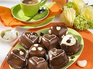 Herz-Muffins Rezept