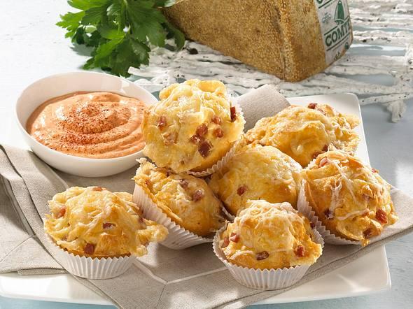 Herzhafte Muffins - würzige Küchlein mit Format | LECKER