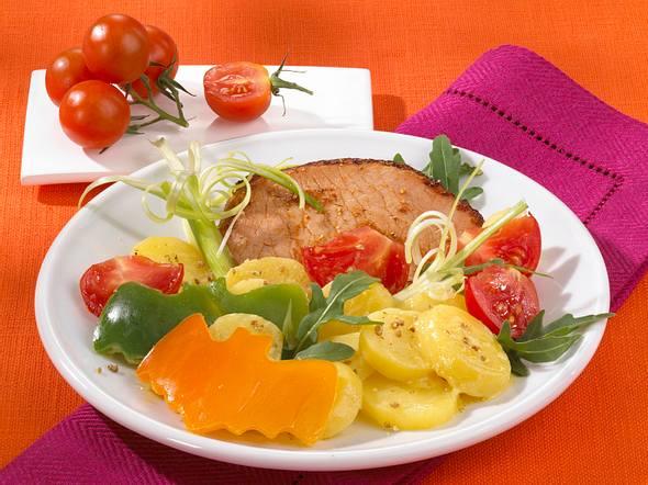 Hexen-Kartoffelsalat Rezept