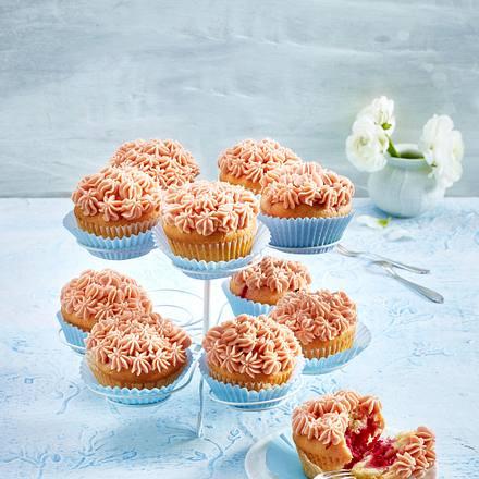 Himbeer-Cupcakes Rezept