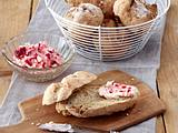 Himbeer-Frischkäse-Aufstrich Rezept
