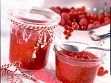 Himbeer-Johannisbeer-Konfitüre Rezept