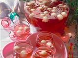 Himbeer-Melonenbowle Rezept
