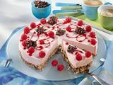 Himbeer-Schoko-Knusper-Torte Rezept