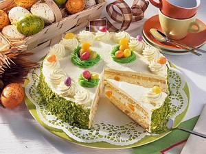 Himmliche Pfirsich-Torte Rezept