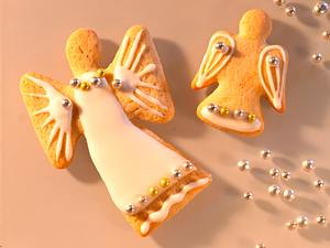 Himmlische Vanille-Engel Rezept