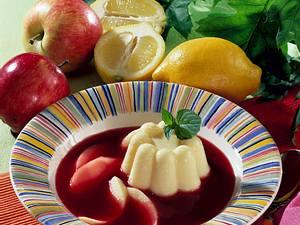 Holunder-Apfelsuppe Rezept