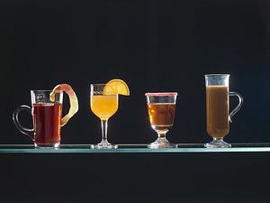 Holunderbeer-Brandy-Grog Rezept